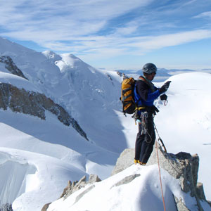 Mont Blanc routes & highlights