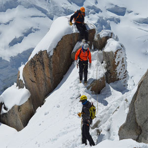 Climbing holidays travel guide