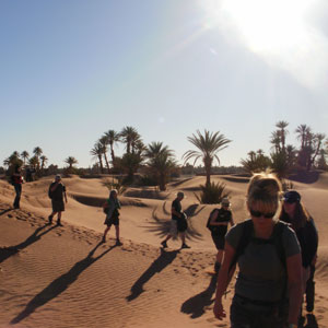 Walking in Morocco travel guide