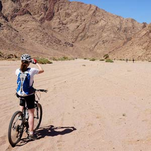 Cycling holidays in Jordan guide