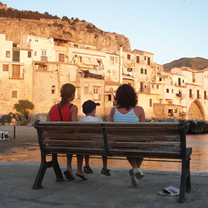 Travelling in Sicily with kids
