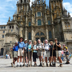 Camino de Santiago travel advice