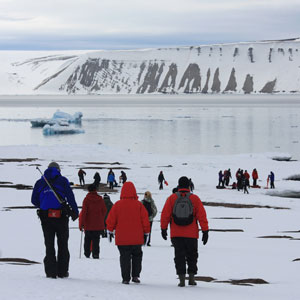 Responsible tourism in Spitsbergen