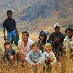 Travelling in Madagascar with kids