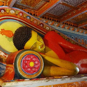 Buddhism & cultural tourism in Sri Lanka