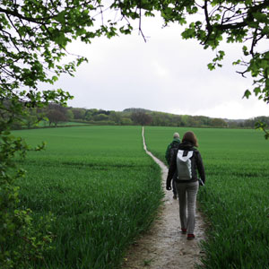 Pilgrimage walking holidays advice