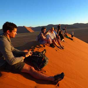 Best time to visit Namibia and Botswana