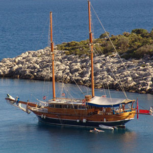 Turkey gulet cruising holidays
