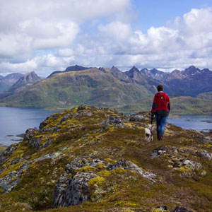 Norway walking travel guide