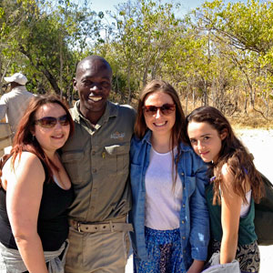 Travelling in Botswana with kids