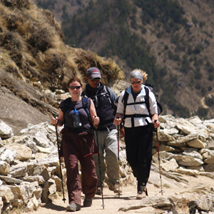 Everest Base Camp travel advice