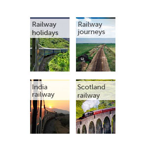 All our rail holidays guides