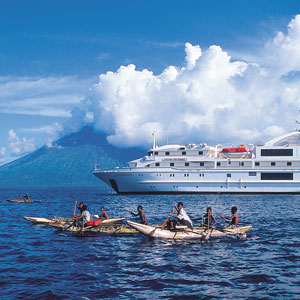 South Pacific cruising travel guide