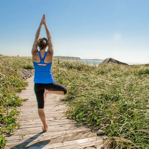 Yoga holidays travel guide