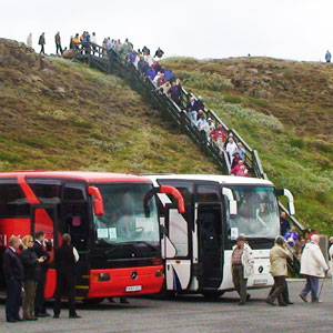 Overtourism in Iceland