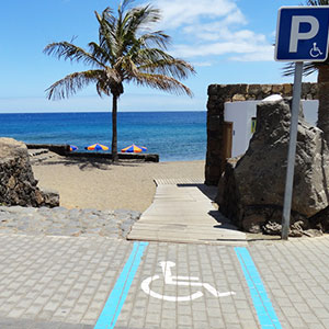 Disabled access holiday advice