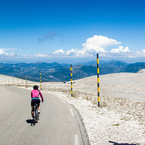 Mont Ventoux weekend