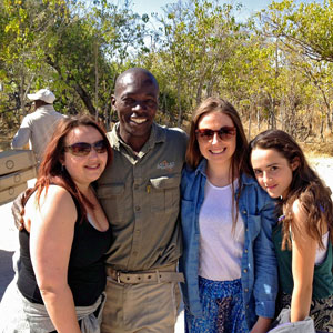 Botswana holidays with teenagers