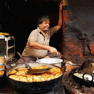 Street food in Rajasthan