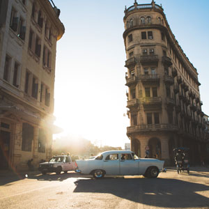 Travelling around Cuba