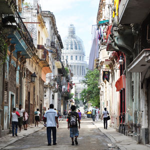 Cities in Cuba