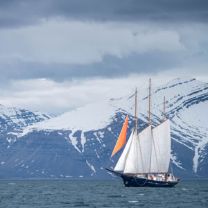 Best time to go on a tall ship sailing holiday
