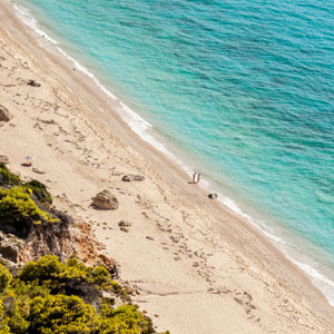 Lefkada walking holidays