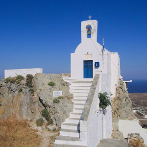 Serifos walking holidays