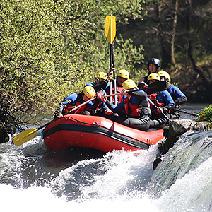 Multi activity holidays in Snowdonia