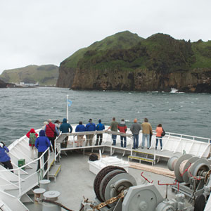 Iceland small ship cruising travel guide