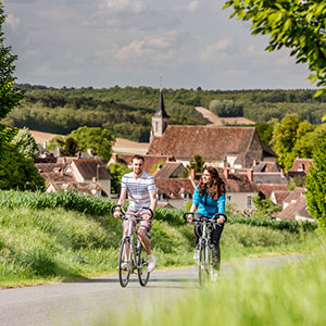 Loire Valley cycling highlights