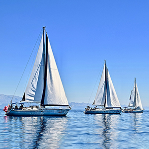 Flotilla sailing holidays in Croatia