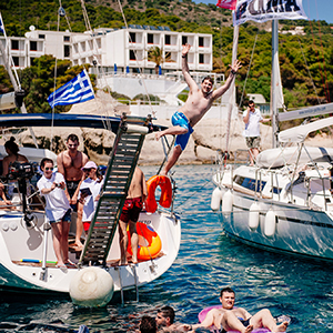 Responsible sailing in Greece