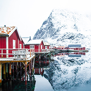 Winter holidays in Norway travel guide