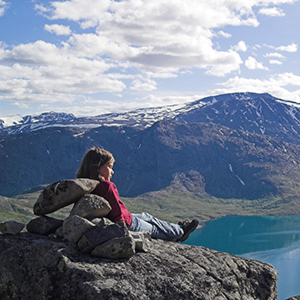 Travelling in Norway with kids