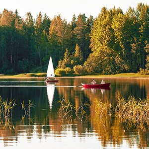 Summer holidays in Finland