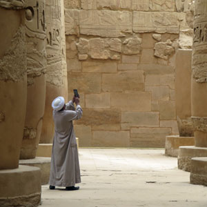 How to avoid the crowds in Luxor
