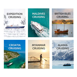 All our small ship cruising guides