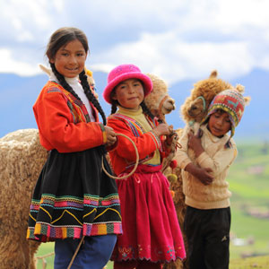 Travelling in Ecuador with kids