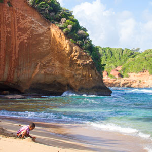 Dominica family holidays