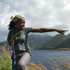 Responsible tourism in Dominica