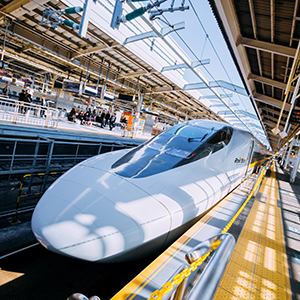 Shinkansen Japanese Bullet Trains