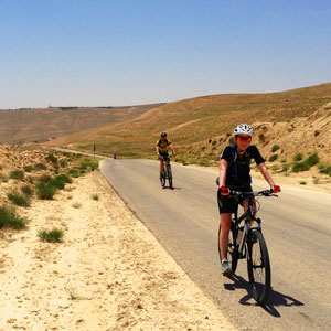 Cycling & archaeology holidays