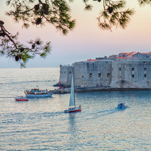 Why choose a small ship cruise to Dubrovnik?