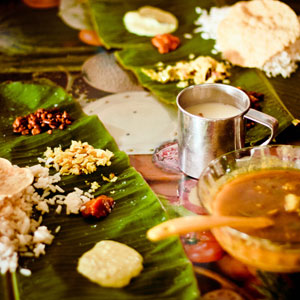 Cooking & food holidays in India