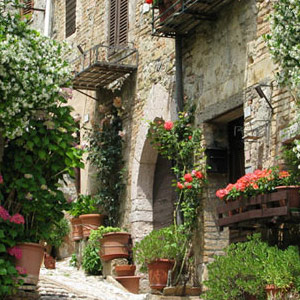 Best time to visit Umbria