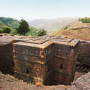 Things to see & do at Lalibela, Ethiopia