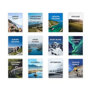 All our Europe guides