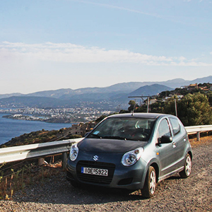 Self drive holidays in Greece