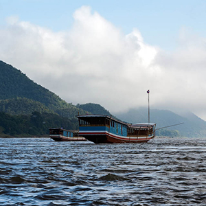 Things to see & do along the Mekong